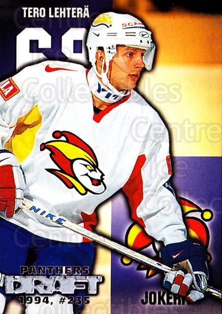 1999-00 Finnish Cardset #270 Tero Lehtera<br/>12 In Stock - $2.00 each - <a href=https://centericecollectibles.foxycart.com/cart?name=1999-00%20Finnish%20Cardset%20%23270%20Tero%20Lehtera...&price=$2.00&code=160243 class=foxycart> Buy it now! </a>