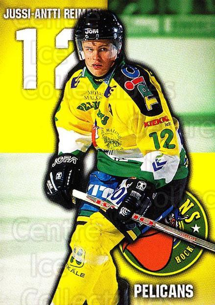 1999-00 Finnish Cardset #93 Jussi Antti<br/>5 In Stock - $2.00 each - <a href=https://centericecollectibles.foxycart.com/cart?name=1999-00%20Finnish%20Cardset%20%2393%20Jussi%20Antti...&quantity_max=5&price=$2.00&code=160391 class=foxycart> Buy it now! </a>