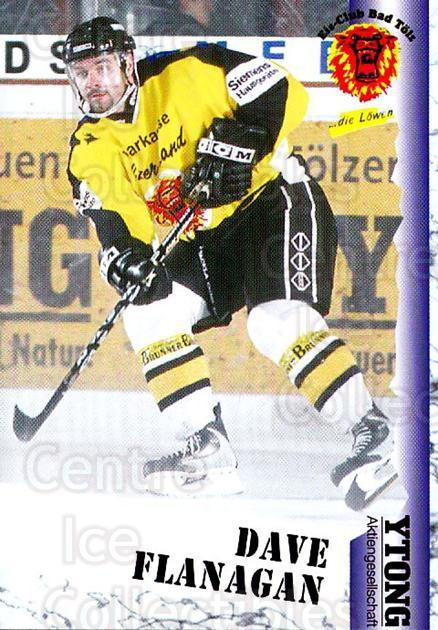 1999-00 German Bundesliga 2 #29 Dave Flanagan<br/>11 In Stock - $2.00 each - <a href=https://centericecollectibles.foxycart.com/cart?name=1999-00%20German%20Bundesliga%202%20%2329%20Dave%20Flanagan...&quantity_max=11&price=$2.00&code=160442 class=foxycart> Buy it now! </a>