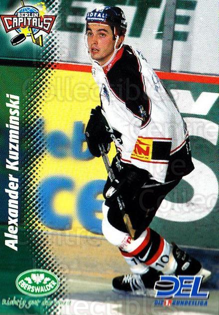 1999-00 German DEL #272 Alexander Kuzminski<br/>6 In Stock - $2.00 each - <a href=https://centericecollectibles.foxycart.com/cart?name=1999-00%20German%20DEL%20%23272%20Alexander%20Kuzmi...&quantity_max=6&price=$2.00&code=160584 class=foxycart> Buy it now! </a>