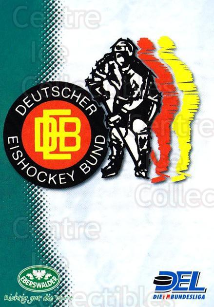 1999-00 German DEL #366 Team Germany, Checklist<br/>8 In Stock - $2.00 each - <a href=https://centericecollectibles.foxycart.com/cart?name=1999-00%20German%20DEL%20%23366%20Team%20Germany,%20C...&quantity_max=8&price=$2.00&code=160676 class=foxycart> Buy it now! </a>