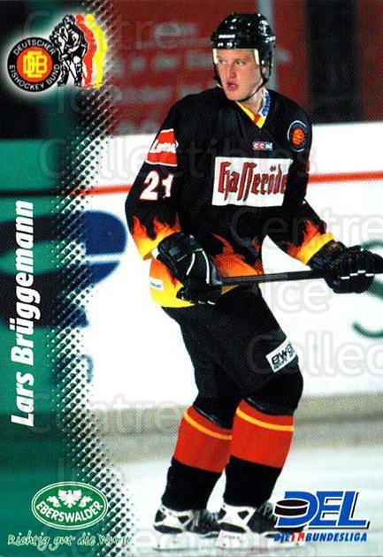 1999-00 German DEL #378 Lars Bruggemann<br/>6 In Stock - $2.00 each - <a href=https://centericecollectibles.foxycart.com/cart?name=1999-00%20German%20DEL%20%23378%20Lars%20Bruggemann...&price=$2.00&code=160688 class=foxycart> Buy it now! </a>