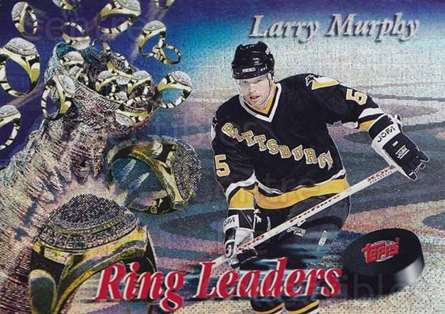1994-95 Finest Ring Leaders #18 Larry Murphy<br/>1 In Stock - $5.00 each - <a href=https://centericecollectibles.foxycart.com/cart?name=1994-95%20Finest%20Ring%20Leaders%20%2318%20Larry%20Murphy...&quantity_max=1&price=$5.00&code=1606 class=foxycart> Buy it now! </a>
