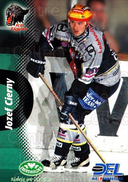 1999-00 German DEL #39 Jozef Cierny<br/>4 In Stock - $2.00 each - <a href=https://centericecollectibles.foxycart.com/cart?name=1999-00%20German%20DEL%20%2339%20Jozef%20Cierny...&price=$2.00&code=160700 class=foxycart> Buy it now! </a>