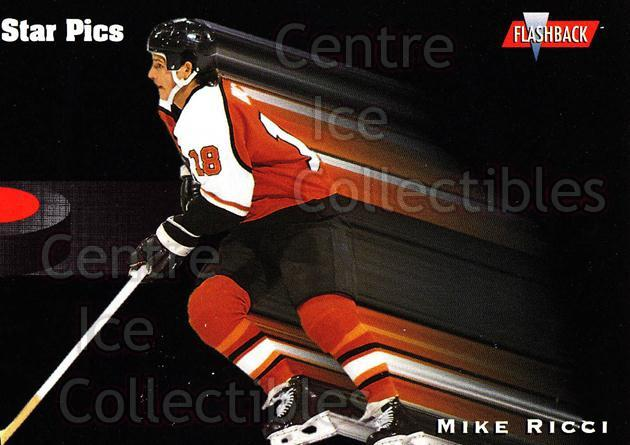 1991 Star Pics #60 Mike Ricci<br/>11 In Stock - $1.00 each - <a href=https://centericecollectibles.foxycart.com/cart?name=1991%20Star%20Pics%20%2360%20Mike%20Ricci...&quantity_max=11&price=$1.00&code=16092 class=foxycart> Buy it now! </a>