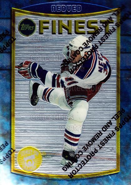 1994-95 Finest Super Team Winner Redeemed #101 Petr Nedved<br/>11 In Stock - $2.00 each - <a href=https://centericecollectibles.foxycart.com/cart?name=1994-95%20Finest%20Super%20Team%20Winner%20Redeemed%20%23101%20Petr%20Nedved...&quantity_max=11&price=$2.00&code=1609 class=foxycart> Buy it now! </a>