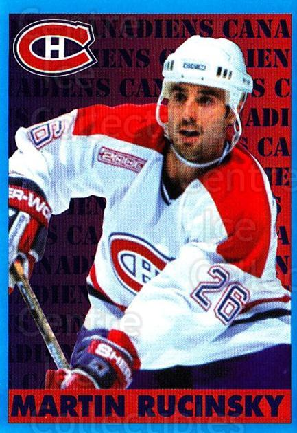 1999-00 Panini Stickers #68 Martin Rucinsky<br/>5 In Stock - $1.00 each - <a href=https://centericecollectibles.foxycart.com/cart?name=1999-00%20Panini%20Stickers%20%2368%20Martin%20Rucinsky...&quantity_max=5&price=$1.00&code=161023 class=foxycart> Buy it now! </a>