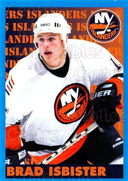 1999-00 Panini Stickers #96 Brad Isbister<br/>3 In Stock - $1.00 each - <a href=https://centericecollectibles.foxycart.com/cart?name=1999-00%20Panini%20Stickers%20%2396%20Brad%20Isbister...&quantity_max=3&price=$1.00&code=161050 class=foxycart> Buy it now! </a>