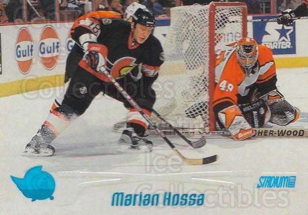 1999-00 Stadium Club #82 Marian Hossa<br/>10 In Stock - $1.00 each - <a href=https://centericecollectibles.foxycart.com/cart?name=1999-00%20Stadium%20Club%20%2382%20Marian%20Hossa...&quantity_max=10&price=$1.00&code=161080 class=foxycart> Buy it now! </a>
