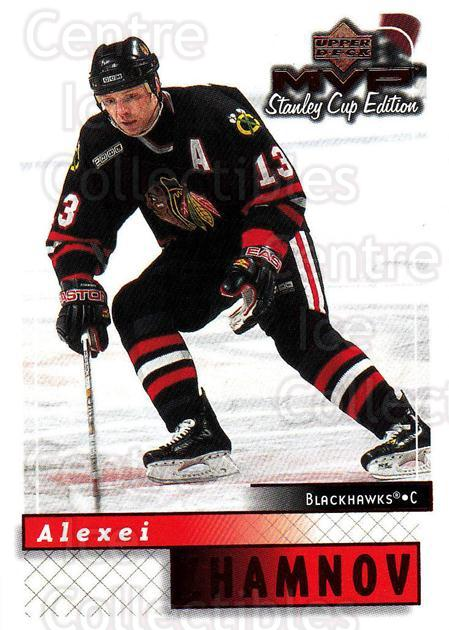 1999-00 Upper Deck MVP SC Edition #46 Alexei Zhamnov<br/>4 In Stock - $1.00 each - <a href=https://centericecollectibles.foxycart.com/cart?name=1999-00%20Upper%20Deck%20MVP%20SC%20Edition%20%2346%20Alexei%20Zhamnov...&quantity_max=4&price=$1.00&code=161363 class=foxycart> Buy it now! </a>