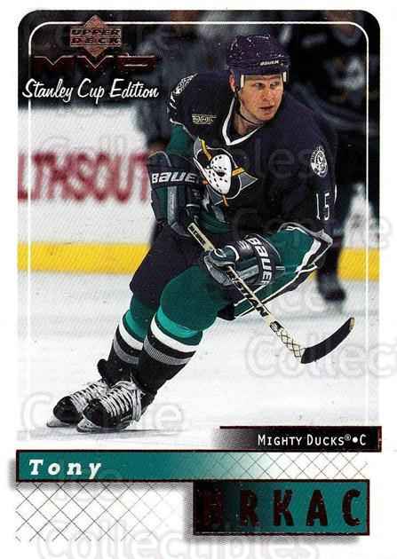 1999-00 Upper Deck MVP SC Edition #5 Tony Hrkac<br/>3 In Stock - $1.00 each - <a href=https://centericecollectibles.foxycart.com/cart?name=1999-00%20Upper%20Deck%20MVP%20SC%20Edition%20%235%20Tony%20Hrkac...&quantity_max=3&price=$1.00&code=161367 class=foxycart> Buy it now! </a>