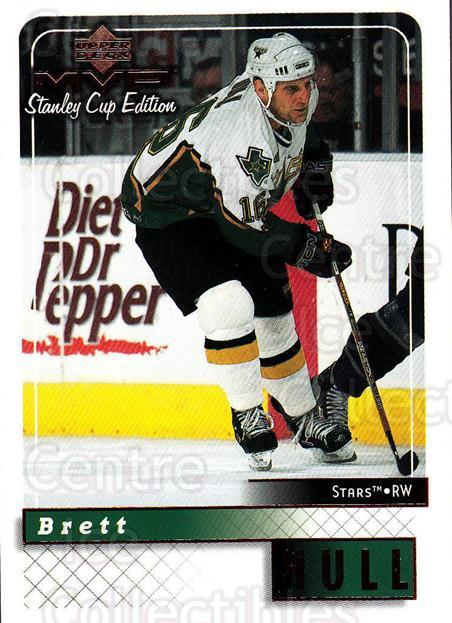 1999-00 Upper Deck MVP SC Edition #57 Brett Hull<br/>3 In Stock - $2.00 each - <a href=https://centericecollectibles.foxycart.com/cart?name=1999-00%20Upper%20Deck%20MVP%20SC%20Edition%20%2357%20Brett%20Hull...&quantity_max=3&price=$2.00&code=161375 class=foxycart> Buy it now! </a>
