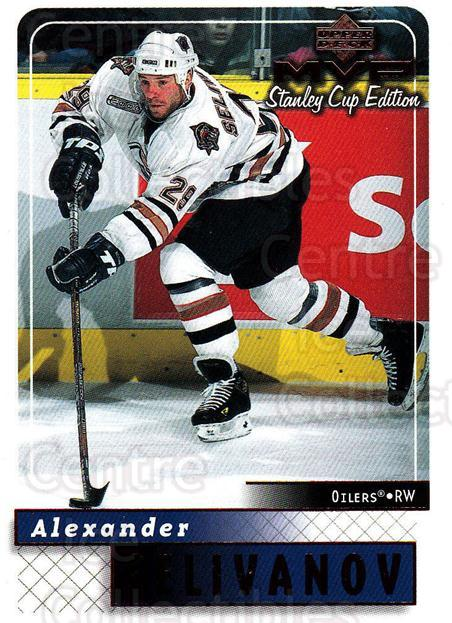 1999-00 Upper Deck MVP SC Edition #73 Alexander Selivanov<br/>4 In Stock - $1.00 each - <a href=https://centericecollectibles.foxycart.com/cart?name=1999-00%20Upper%20Deck%20MVP%20SC%20Edition%20%2373%20Alexander%20Seliv...&quantity_max=4&price=$1.00&code=161392 class=foxycart> Buy it now! </a>