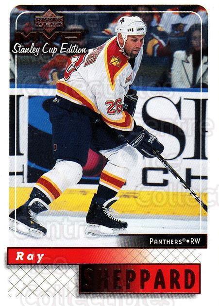 1999-00 Upper Deck MVP SC Edition #83 Ray Sheppard<br/>4 In Stock - $1.00 each - <a href=https://centericecollectibles.foxycart.com/cart?name=1999-00%20Upper%20Deck%20MVP%20SC%20Edition%20%2383%20Ray%20Sheppard...&quantity_max=4&price=$1.00&code=161402 class=foxycart> Buy it now! </a>