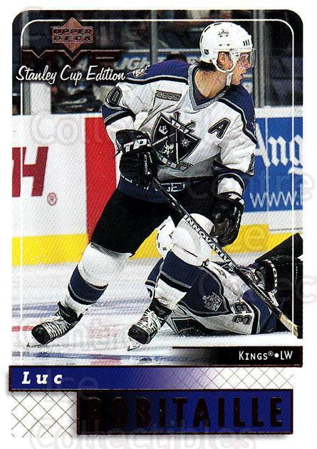 1999-00 Upper Deck MVP SC Edition #85 Luc Robitaille<br/>4 In Stock - $1.00 each - <a href=https://centericecollectibles.foxycart.com/cart?name=1999-00%20Upper%20Deck%20MVP%20SC%20Edition%20%2385%20Luc%20Robitaille...&quantity_max=4&price=$1.00&code=161404 class=foxycart> Buy it now! </a>