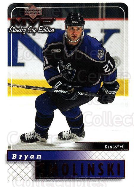 1999-00 Upper Deck MVP SC Edition #86 Bryan Smolinski<br/>4 In Stock - $1.00 each - <a href=https://centericecollectibles.foxycart.com/cart?name=1999-00%20Upper%20Deck%20MVP%20SC%20Edition%20%2386%20Bryan%20Smolinski...&quantity_max=4&price=$1.00&code=161405 class=foxycart> Buy it now! </a>