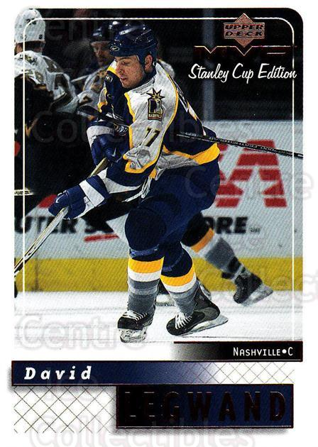 1999-00 Upper Deck MVP SC Edition #97 David Legwand<br/>3 In Stock - $1.00 each - <a href=https://centericecollectibles.foxycart.com/cart?name=1999-00%20Upper%20Deck%20MVP%20SC%20Edition%20%2397%20David%20Legwand...&quantity_max=3&price=$1.00&code=161417 class=foxycart> Buy it now! </a>