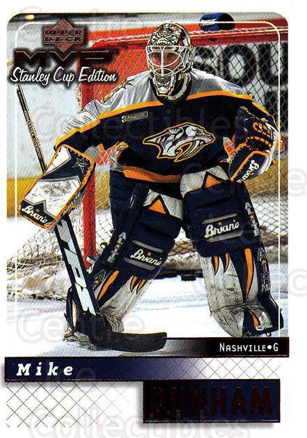 1999-00 Upper Deck MVP SC Edition #98 Mike Dunham<br/>4 In Stock - $1.00 each - <a href=https://centericecollectibles.foxycart.com/cart?name=1999-00%20Upper%20Deck%20MVP%20SC%20Edition%20%2398%20Mike%20Dunham...&quantity_max=4&price=$1.00&code=161418 class=foxycart> Buy it now! </a>