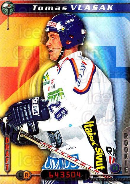 2000-01 Finnish Cardset #268 Tomas Vlasak<br/>1 In Stock - $2.00 each - <a href=https://centericecollectibles.foxycart.com/cart?name=2000-01%20Finnish%20Cardset%20%23268%20Tomas%20Vlasak...&quantity_max=1&price=$2.00&code=161701 class=foxycart> Buy it now! </a>