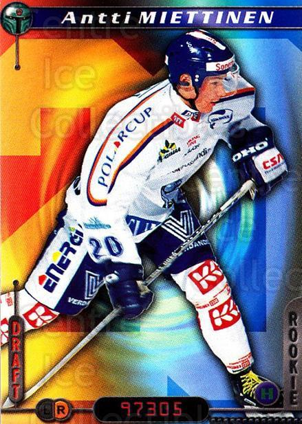 2000-01 Finnish Cardset #27 Antti Miettinen<br/>1 In Stock - $2.00 each - <a href=https://centericecollectibles.foxycart.com/cart?name=2000-01%20Finnish%20Cardset%20%2327%20Antti%20Miettinen...&quantity_max=1&price=$2.00&code=161703 class=foxycart> Buy it now! </a>