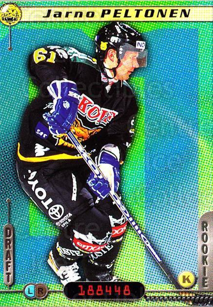 2000-01 Finnish Cardset #276 Jarno Peltonen<br/>4 In Stock - $2.00 each - <a href=https://centericecollectibles.foxycart.com/cart?name=2000-01%20Finnish%20Cardset%20%23276%20Jarno%20Peltonen...&quantity_max=4&price=$2.00&code=161710 class=foxycart> Buy it now! </a>