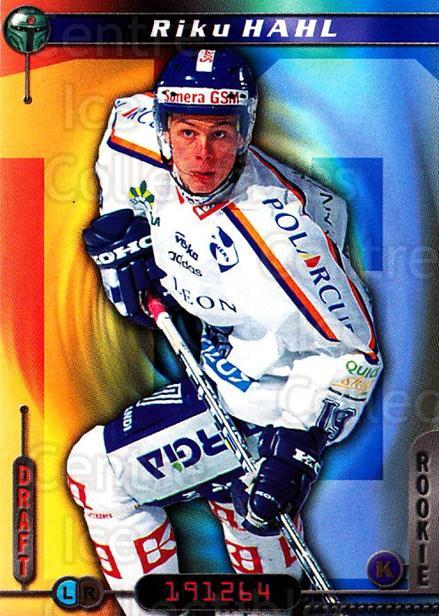 2000-01 Finnish Cardset #28 Riku Hahl<br/>6 In Stock - $2.00 each - <a href=https://centericecollectibles.foxycart.com/cart?name=2000-01%20Finnish%20Cardset%20%2328%20Riku%20Hahl...&quantity_max=6&price=$2.00&code=161713 class=foxycart> Buy it now! </a>