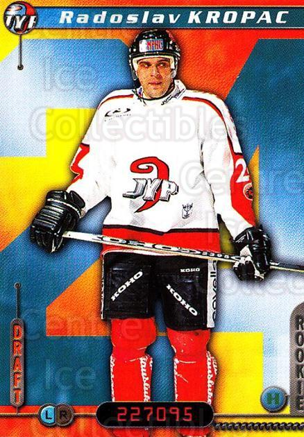 2000-01 Finnish Cardset #290 Radoslav Kropac<br/>4 In Stock - $2.00 each - <a href=https://centericecollectibles.foxycart.com/cart?name=2000-01%20Finnish%20Cardset%20%23290%20Radoslav%20Kropac...&quantity_max=4&price=$2.00&code=161725 class=foxycart> Buy it now! </a>