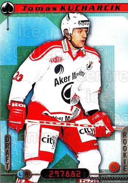 2000-01 Finnish Cardset #348 Tomas Kucharcik<br/>1 In Stock - $2.00 each - <a href=https://centericecollectibles.foxycart.com/cart?name=2000-01%20Finnish%20Cardset%20%23348%20Tomas%20Kucharcik...&price=$2.00&code=161788 class=foxycart> Buy it now! </a>