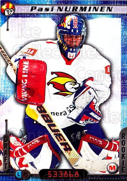 2000-01 Finnish Cardset #38 Pasi Nurminen<br/>4 In Stock - $2.00 each - <a href=https://centericecollectibles.foxycart.com/cart?name=2000-01%20Finnish%20Cardset%20%2338%20Pasi%20Nurminen...&price=$2.00&code=161803 class=foxycart> Buy it now! </a>