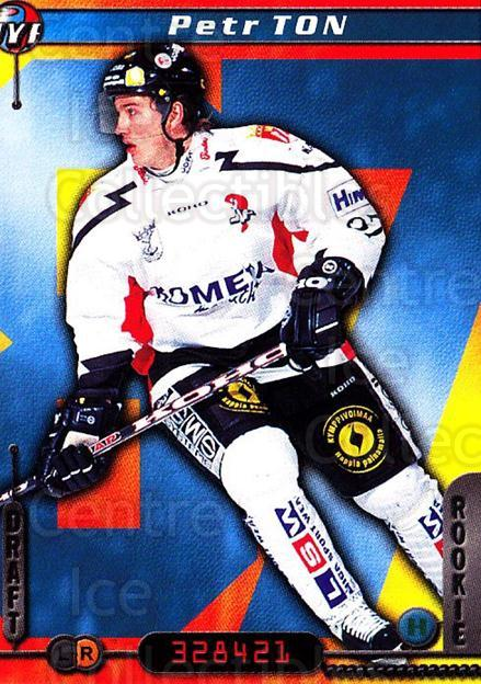 2000-01 Finnish Cardset #51 Petr Ton<br/>1 In Stock - $2.00 each - <a href=https://centericecollectibles.foxycart.com/cart?name=2000-01%20Finnish%20Cardset%20%2351%20Petr%20Ton...&quantity_max=1&price=$2.00&code=161818 class=foxycart> Buy it now! </a>