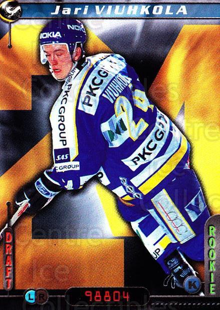 2000-01 Finnish Cardset #61 Jari Viuhkola<br/>7 In Stock - $2.00 each - <a href=https://centericecollectibles.foxycart.com/cart?name=2000-01%20Finnish%20Cardset%20%2361%20Jari%20Viuhkola...&quantity_max=7&price=$2.00&code=161829 class=foxycart> Buy it now! </a>