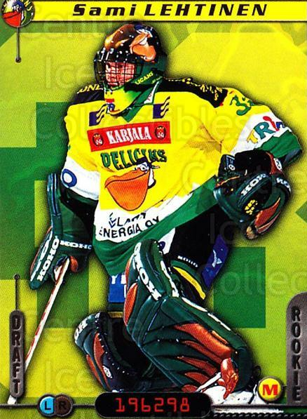 2000-01 Finnish Cardset #69 Sami Lehtinen<br/>5 In Stock - $2.00 each - <a href=https://centericecollectibles.foxycart.com/cart?name=2000-01%20Finnish%20Cardset%20%2369%20Sami%20Lehtinen...&quantity_max=5&price=$2.00&code=161837 class=foxycart> Buy it now! </a>