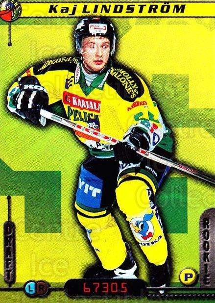 2000-01 Finnish Cardset #71 Kaj Lindstrom<br/>6 In Stock - $2.00 each - <a href=https://centericecollectibles.foxycart.com/cart?name=2000-01%20Finnish%20Cardset%20%2371%20Kaj%20Lindstrom...&quantity_max=6&price=$2.00&code=161840 class=foxycart> Buy it now! </a>