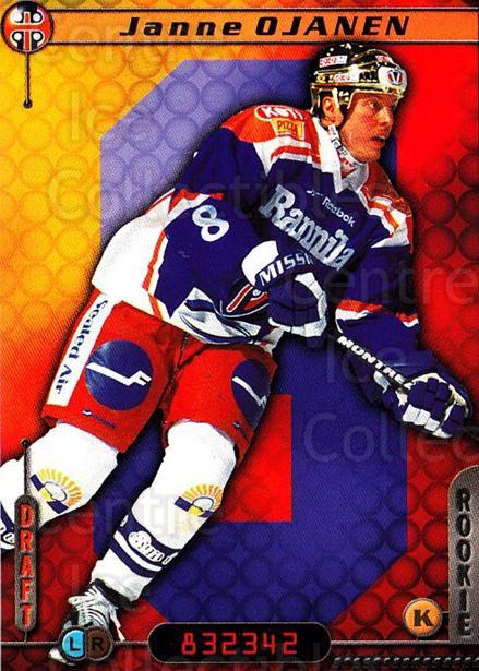 2000-01 Finnish Cardset #89 Janne Ojanen<br/>8 In Stock - $2.00 each - <a href=https://centericecollectibles.foxycart.com/cart?name=2000-01%20Finnish%20Cardset%20%2389%20Janne%20Ojanen...&quantity_max=8&price=$2.00&code=161859 class=foxycart> Buy it now! </a>