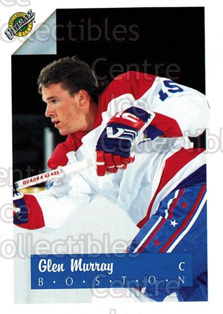 1991 Ultimate Draft French #15 Glen Murray<br/>13 In Stock - $1.00 each - <a href=https://centericecollectibles.foxycart.com/cart?name=1991%20Ultimate%20Draft%20French%20%2315%20Glen%20Murray...&quantity_max=13&price=$1.00&code=16188 class=foxycart> Buy it now! </a>
