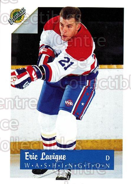 1991 Ultimate Draft French #21 Eric Lavigne<br/>12 In Stock - $1.00 each - <a href=https://centericecollectibles.foxycart.com/cart?name=1991%20Ultimate%20Draft%20French%20%2321%20Eric%20Lavigne...&quantity_max=12&price=$1.00&code=16194 class=foxycart> Buy it now! </a>