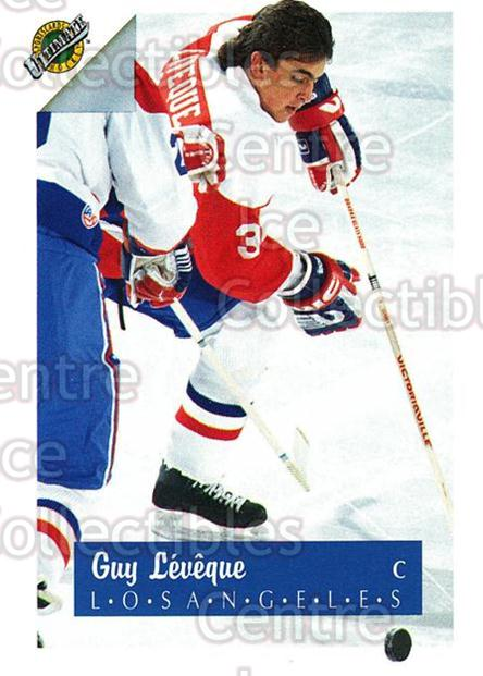1991 Ultimate Draft French #31 Guy Leveque<br/>13 In Stock - $1.00 each - <a href=https://centericecollectibles.foxycart.com/cart?name=1991%20Ultimate%20Draft%20French%20%2331%20Guy%20Leveque...&quantity_max=13&price=$1.00&code=16203 class=foxycart> Buy it now! </a>