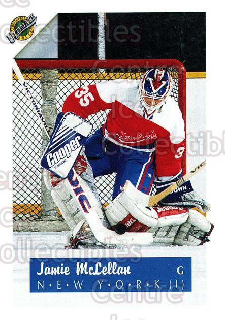 1991 Ultimate Draft French #35 Jamie McLennan<br/>12 In Stock - $1.00 each - <a href=https://centericecollectibles.foxycart.com/cart?name=1991%20Ultimate%20Draft%20French%20%2335%20Jamie%20McLennan...&quantity_max=12&price=$1.00&code=16206 class=foxycart> Buy it now! </a>