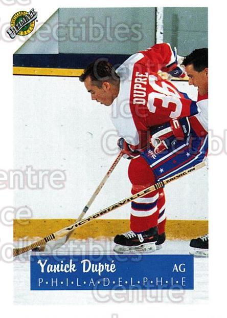 1991 Ultimate Draft French #36 Yanic Dupre<br/>13 In Stock - $1.00 each - <a href=https://centericecollectibles.foxycart.com/cart?name=1991%20Ultimate%20Draft%20French%20%2336%20Yanic%20Dupre...&quantity_max=13&price=$1.00&code=16207 class=foxycart> Buy it now! </a>