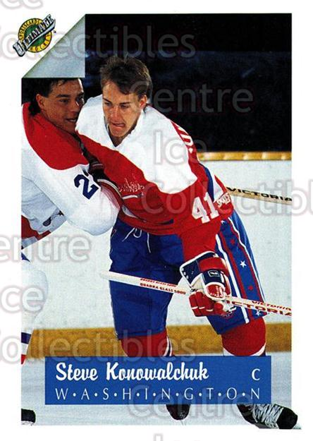 1991 Ultimate Draft French #41 Steve Konowalchuk<br/>13 In Stock - $1.00 each - <a href=https://centericecollectibles.foxycart.com/cart?name=1991%20Ultimate%20Draft%20French%20%2341%20Steve%20Konowalch...&quantity_max=13&price=$1.00&code=16211 class=foxycart> Buy it now! </a>