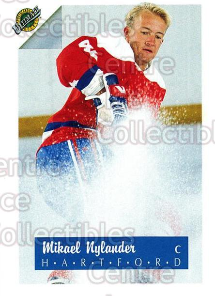 1991 Ultimate Draft French #42 Michael Nylander<br/>12 In Stock - $1.00 each - <a href=https://centericecollectibles.foxycart.com/cart?name=1991%20Ultimate%20Draft%20French%20%2342%20Michael%20Nylande...&quantity_max=12&price=$1.00&code=16212 class=foxycart> Buy it now! </a>