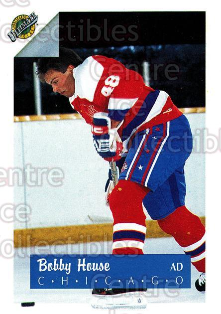 1991 Ultimate Draft French #47 Bobby House<br/>13 In Stock - $1.00 each - <a href=https://centericecollectibles.foxycart.com/cart?name=1991%20Ultimate%20Draft%20French%20%2347%20Bobby%20House...&quantity_max=13&price=$1.00&code=16215 class=foxycart> Buy it now! </a>