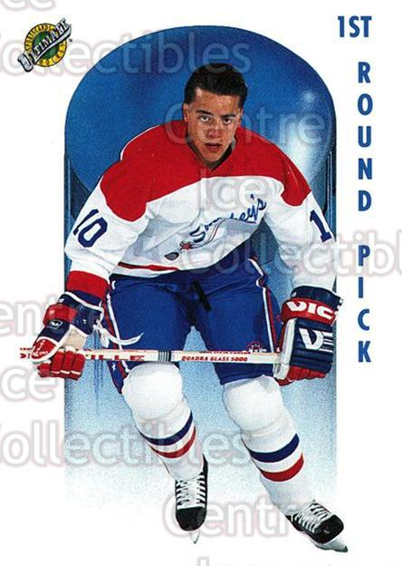 1991 Ultimate Draft French #66 Tyler Wright<br/>13 In Stock - $1.00 each - <a href=https://centericecollectibles.foxycart.com/cart?name=1991%20Ultimate%20Draft%20French%20%2366%20Tyler%20Wright...&quantity_max=13&price=$1.00&code=16229 class=foxycart> Buy it now! </a>