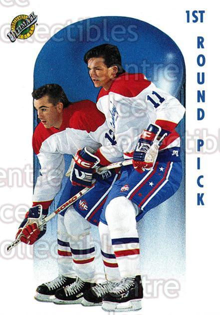 1991 Ultimate Draft French #68 Pat Peake<br/>13 In Stock - $1.00 each - <a href=https://centericecollectibles.foxycart.com/cart?name=1991%20Ultimate%20Draft%20French%20%2368%20Pat%20Peake...&quantity_max=13&price=$1.00&code=16231 class=foxycart> Buy it now! </a>