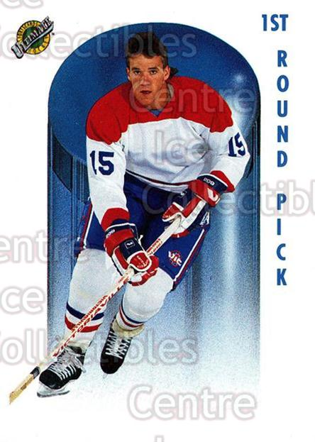 1991 Ultimate Draft French #71 Glen Murray<br/>13 In Stock - $1.00 each - <a href=https://centericecollectibles.foxycart.com/cart?name=1991%20Ultimate%20Draft%20French%20%2371%20Glen%20Murray...&quantity_max=13&price=$1.00&code=16235 class=foxycart> Buy it now! </a>