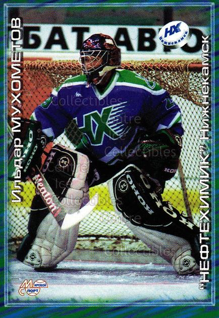 2000-01 Russian Hockey League #388 Ildar Mukhometov<br/>1 In Stock - $2.00 each - <a href=https://centericecollectibles.foxycart.com/cart?name=2000-01%20Russian%20Hockey%20League%20%23388%20Ildar%20Mukhometo...&price=$2.00&code=162429 class=foxycart> Buy it now! </a>