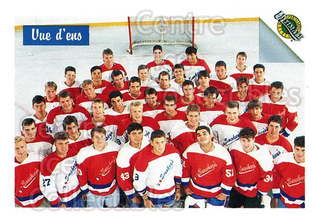 1991 Ultimate Draft French #89 Team Photo<br/>11 In Stock - $1.00 each - <a href=https://centericecollectibles.foxycart.com/cart?name=1991%20Ultimate%20Draft%20French%20%2389%20Team%20Photo...&price=$1.00&code=16252 class=foxycart> Buy it now! </a>