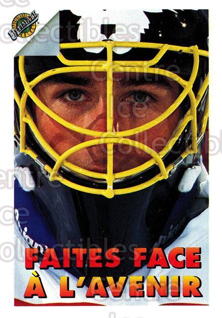 1991 Ultimate Draft French #90 Mask<br/>11 In Stock - $1.00 each - <a href=https://centericecollectibles.foxycart.com/cart?name=1991%20Ultimate%20Draft%20French%20%2390%20Mask...&quantity_max=11&price=$1.00&code=16254 class=foxycart> Buy it now! </a>