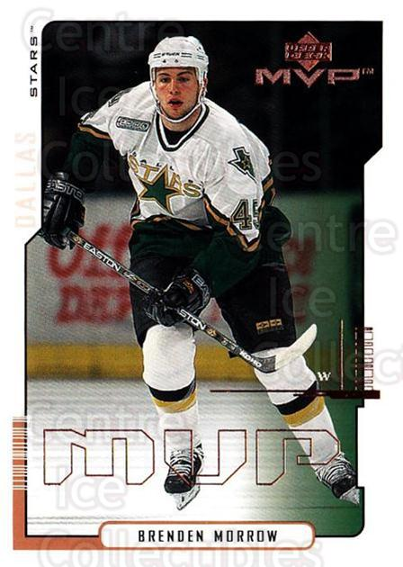 2000-01 Upper Deck MVP #56 Brenden Morrow<br/>4 In Stock - $1.00 each - <a href=https://centericecollectibles.foxycart.com/cart?name=2000-01%20Upper%20Deck%20MVP%20%2356%20Brenden%20Morrow...&quantity_max=4&price=$1.00&code=162550 class=foxycart> Buy it now! </a>