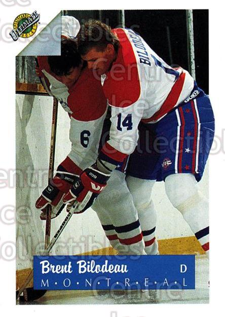 1991 Ultimate Draft #14 Brent Bilodeau<br/>11 In Stock - $1.00 each - <a href=https://centericecollectibles.foxycart.com/cart?name=1991%20Ultimate%20Draft%20%2314%20Brent%20Bilodeau...&quantity_max=11&price=$1.00&code=16259 class=foxycart> Buy it now! </a>